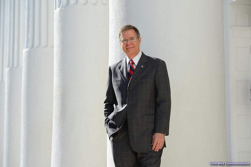 Chancellor Jeffrey S. Vitter